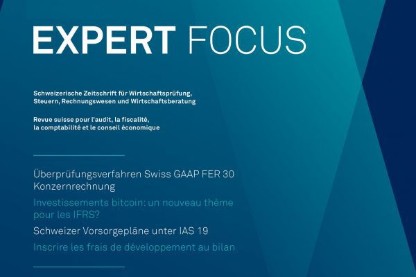 Expert Focus Beitrag von Schuchter