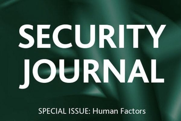 Schuchter im Security Journal