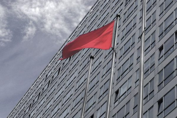 Warnsignale Red Flags