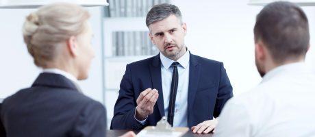Forensische Interviews bei Untersuchungen werden bei Schuchter Management durchgeführt